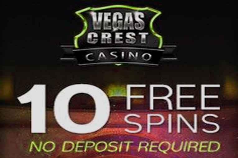 Vegas crest no deposit bonus codes 2020